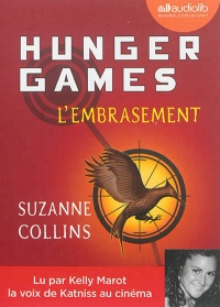 Vignette du livre Hunger games T.2: L'embrasement  1 CD mp3  (12h20)