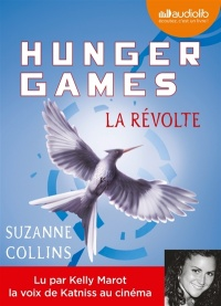 Vignette du livre Hunger games T.3: La révolte  1 CD mp3  (12h16) - Suzanne Collins