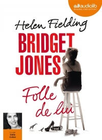 Vignette du livre Bridget Jones: folle de lui  1 CD mp3  (12h05)