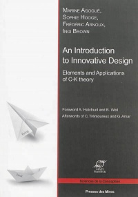 Vignette du livre An introduction to innovative design: elements and applications o