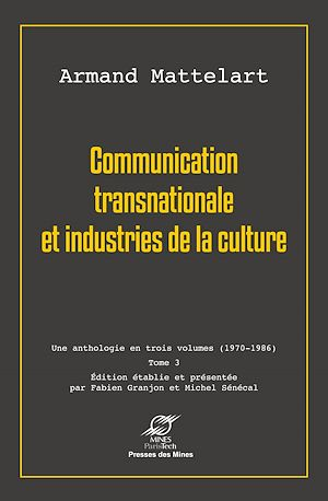 Vignette du livre Communication transnationale et industries de la culture