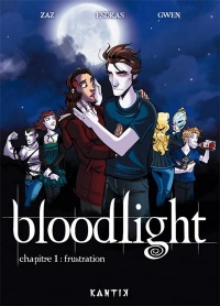 Bloodlight T.1: Frustration,  Zaz