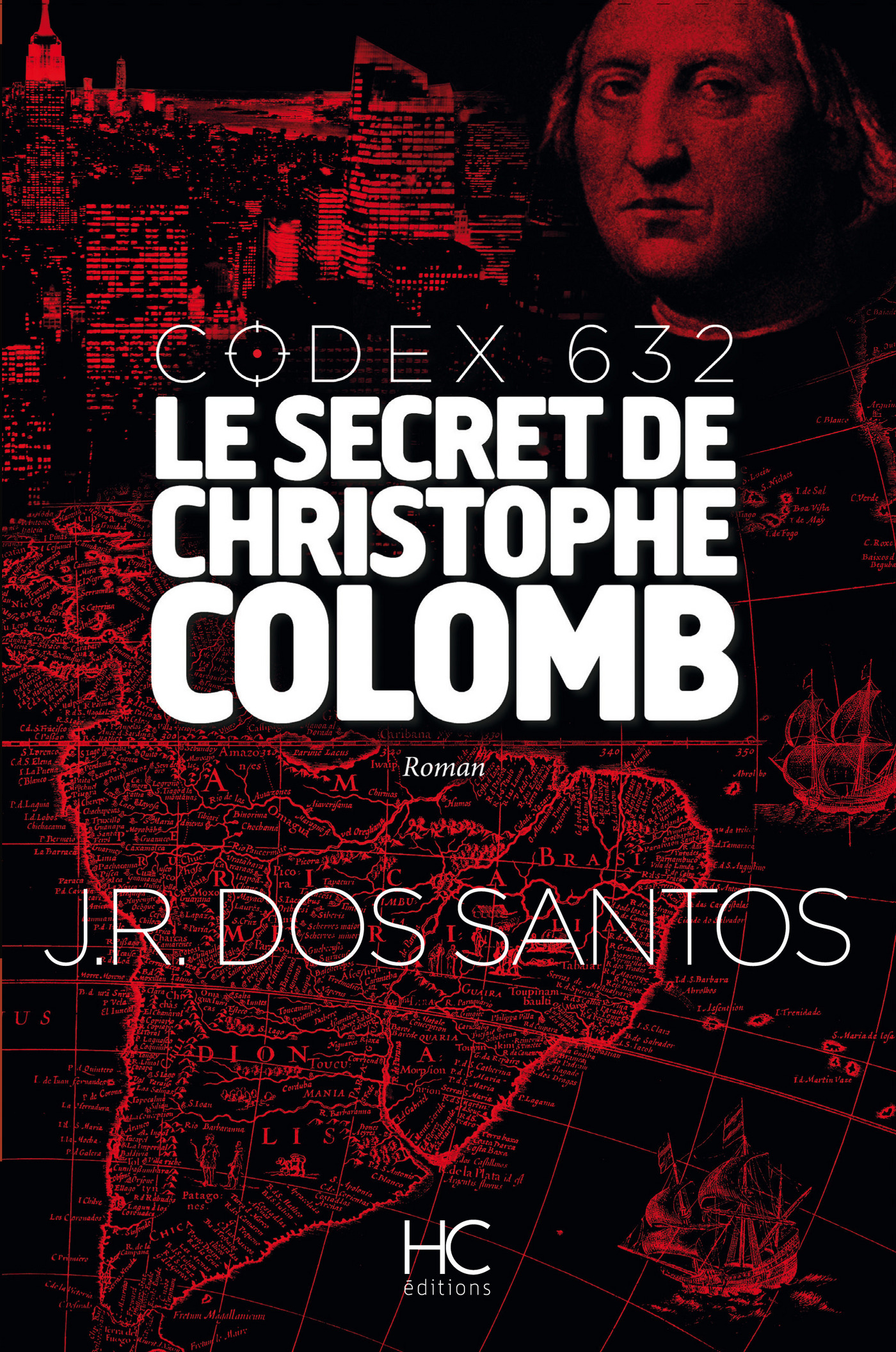 Vignette du livre Codex 632: le secret de Christophe Colomb