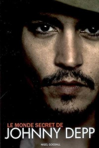 Vignette du livre Le monde secret de Johnny Depp