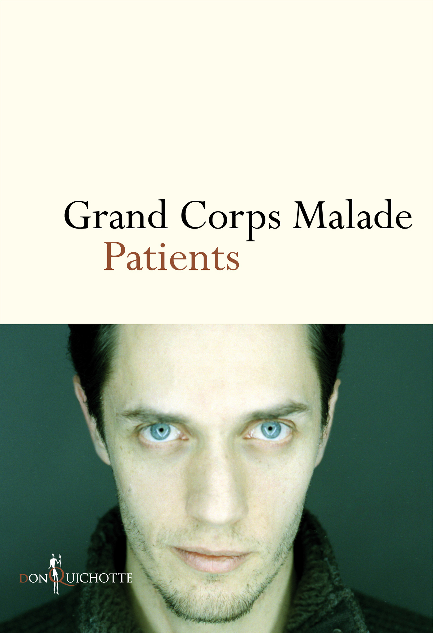Vignette du livre Patients -  Grand corps malade