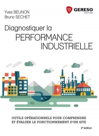 Vignette du livre Diagnostiquer la performance industrielle