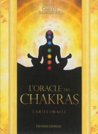 Vignette du livre Oracle des chakras (L') (cartes oracle) - Caryn Sangster, Amy Edwards