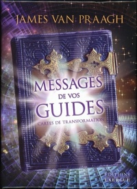 Vignette du livre Messages de vos guides : cartes de transformation