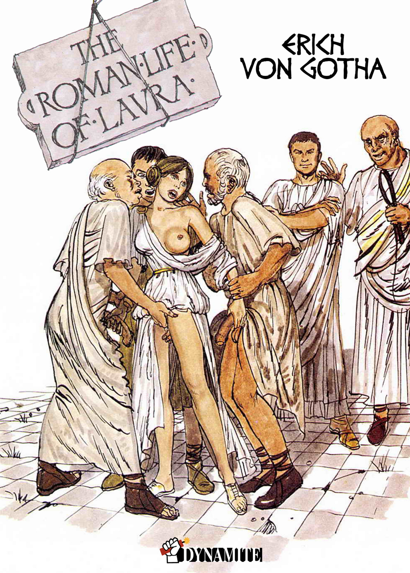 Vignette du livre The Roman Life of Laura