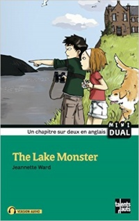 Vignette du livre The Lake Monster/Le monstre du lac