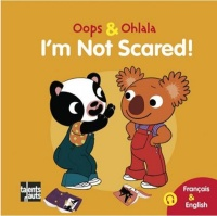 Vignette du livre I'm not scared !