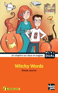Vignette du livre Witchy Words