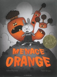 Vignette du livre Menace orange