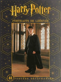 Vignette du livre Harry Potter : portraits de légende