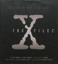 The X-Files:les dossiers complets, Frank Spotnitz