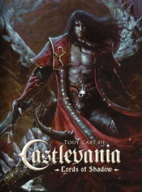 Vignette du livre Tout l'art de Castelvania Lord of Shadow