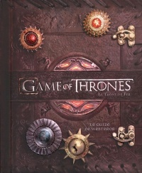 Vignette du livre Game of thrones, le trône de fer: le guide de Westeros