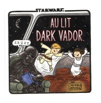Vignette du livre Star Wars :Au lit, Dark Vador - Jeffrey Brown