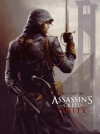 Vignette du livre Tout l'art de Assassin's Creed V