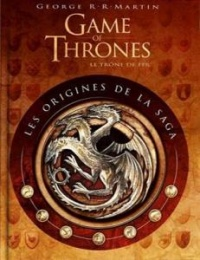 Vignette du livre Game of thrones: les origines
