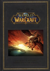 Vignette du livre Tout l'art de World of Warcraft