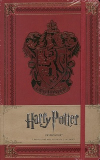 Harry Potter : carnet Gryffondor