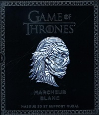 Vignette du livre Game of Thrones : masque Marcheur blanc