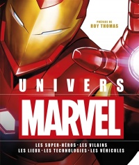 Vignette du livre Univers Marvel - Roy Thomas