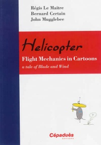 Vignette du livre Helicopter: flight mecanics in cartoons