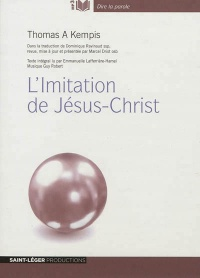 Vignette du livre Imitation de Jésus-Christ (L') CD mp3  (8h00)