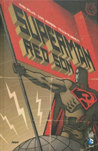 Vignette du livre Superman :Superman Red Son