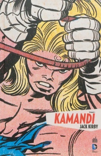 Kamandi T.1, Mike Royer