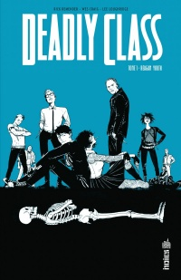 Vignette du livre Deadly Class T.1 : Reagan Youth