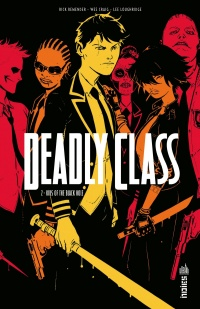 Vignette du livre Deadly Class T.2 : Kids of the Black Hole