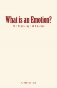 Vignette du livre What is an Emotion?