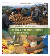 Vignette du livre Le grand business des plantes