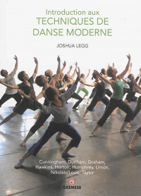 Introduction aux techniques de danse moderne - Joshua Legg