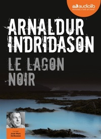 Le lagon noir  1 CD mp3  (8h30) - Arnaldur Indridason