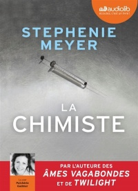 Vignette du livre La chimiste  CD mp3  (17h18) - Stephenie Meyer