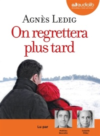 Vignette du livre On regrettera plus tard  CD mp3  (7h02)