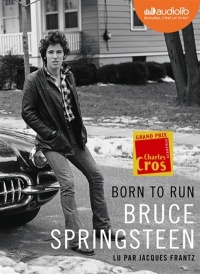 Vignette du livre Born to Run  2CD mp3  (19h21)