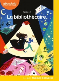 La bibliothécaire  CD mp3  (3h20) -  Gudule