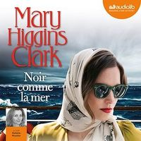 Noir comme la mer   CD mp3  (6h24) - Mary higgins Clark