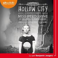 Vignette du livre Miss Peregrine et les enfants... T.2: Hollow City  CD mp3 (10h21)