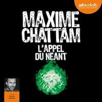 L'appel du néant 2 CD mp3  (15h29) - Maxime Chattam