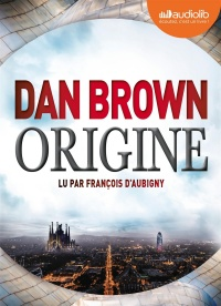 Origine  2 CD mp3  (15h23) - Dan Brown