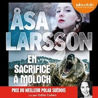 Vignette du livre En sacrifice à Moloch  CD mp3  (10h58)