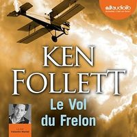 Le vol du Frelon  2 CD mp3  (14h40) - Ken Follett