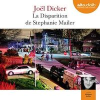 Vignette du livre La disparition de Stéphanie Mailer  2 CD mp3  (18h21)