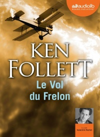 Vignette du livre Le vol du Frelon  2 CD mp3  (14h40)